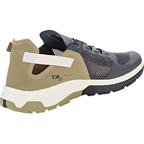 Salomon Techamphibian 4 Zapatillas Hombre, ebony/mermaid/vanilla ice